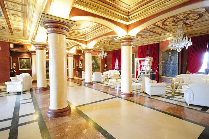 Restaurante - Hotel El Convento 2