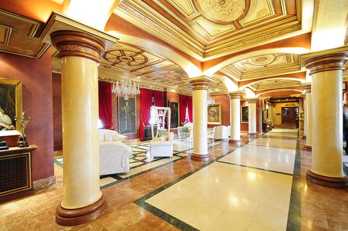 Restaurante - Hotel El Convento 4