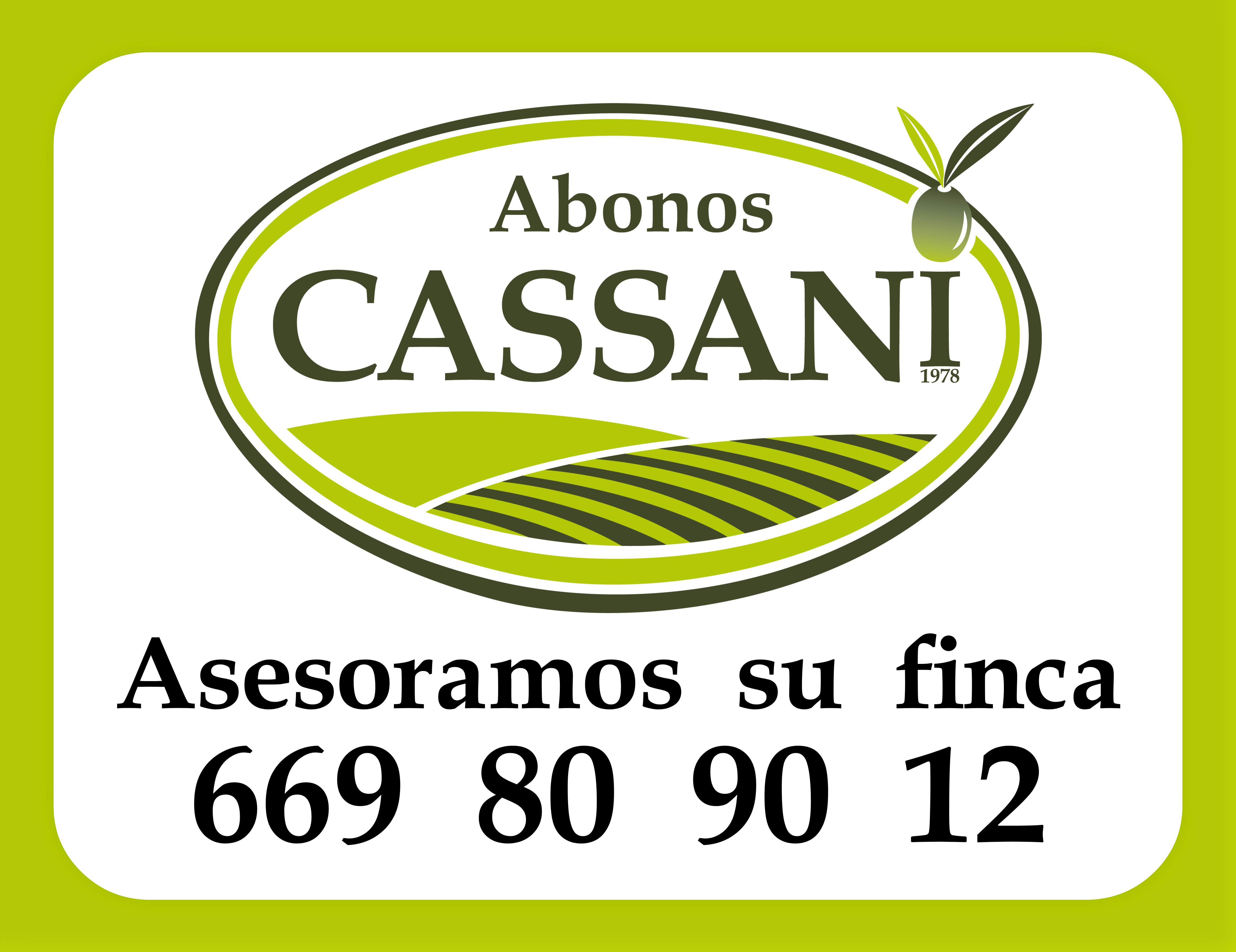 Abonos Cassani