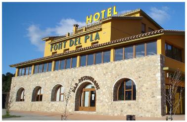Imagen de Hotel Font del Pla