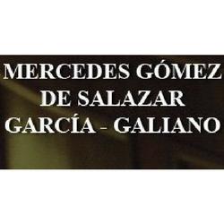 Mercedes Gómez De Salazar García Galiano
