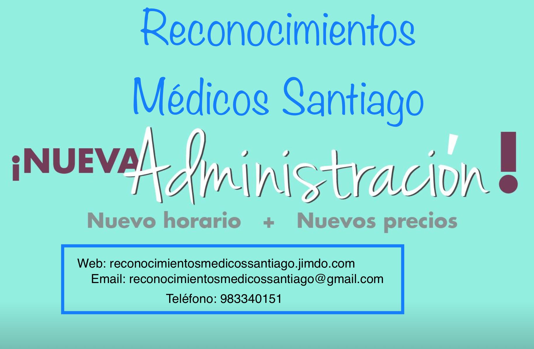 Reconocimientos Médicos Santiago