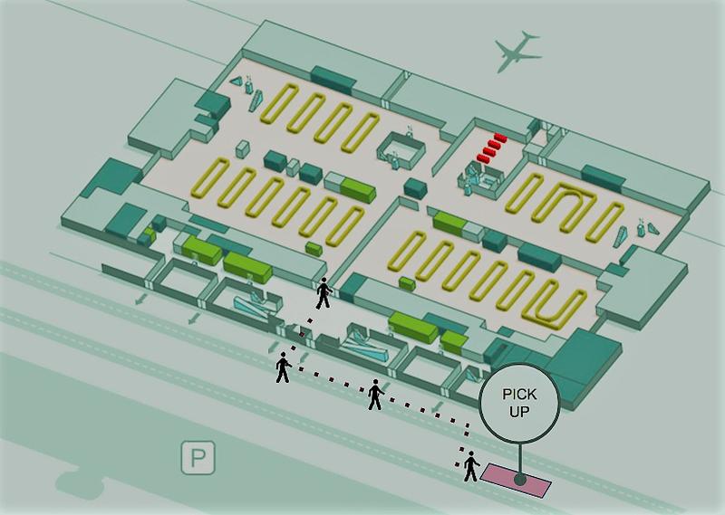 Taxi Aeropuerto Madrid 10