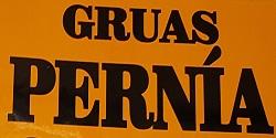 Grúas Pernía S.L.