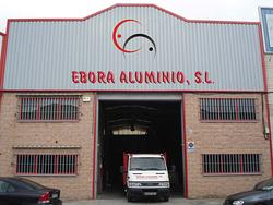 Imagen de ÉBORA ALUMINIO