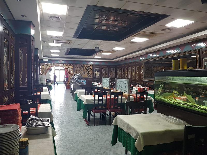 Restaurante Chino Hong Kong Castellón de la Plana