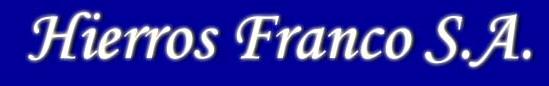 Hierros Franco S.A