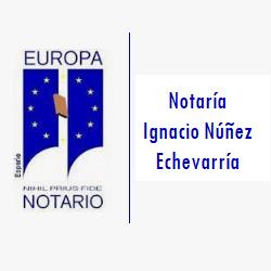 Notaría Ignacio Núñez Echevarría
