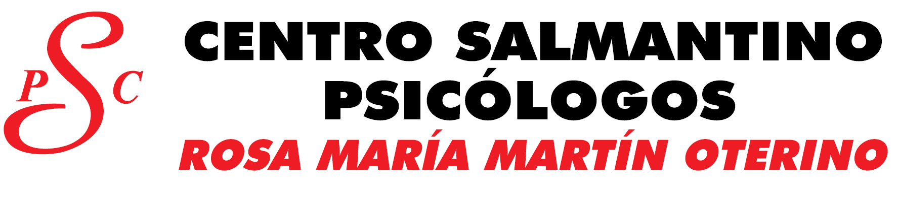 Centro Salmantino Psicólogos. Rosa Mª Martín Oterino.