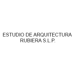 Estudio De Arquitectura Rubiera S.l.p.
