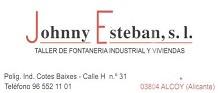 Fontanería Johnny Esteban S.L.