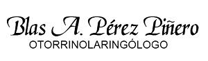 Otorrinolaringólogo Blas Pérez Piñero
