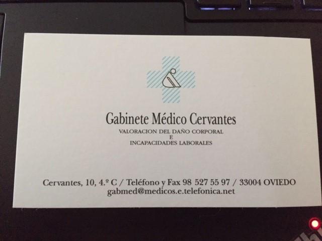 Gabinete Médico Cervantes