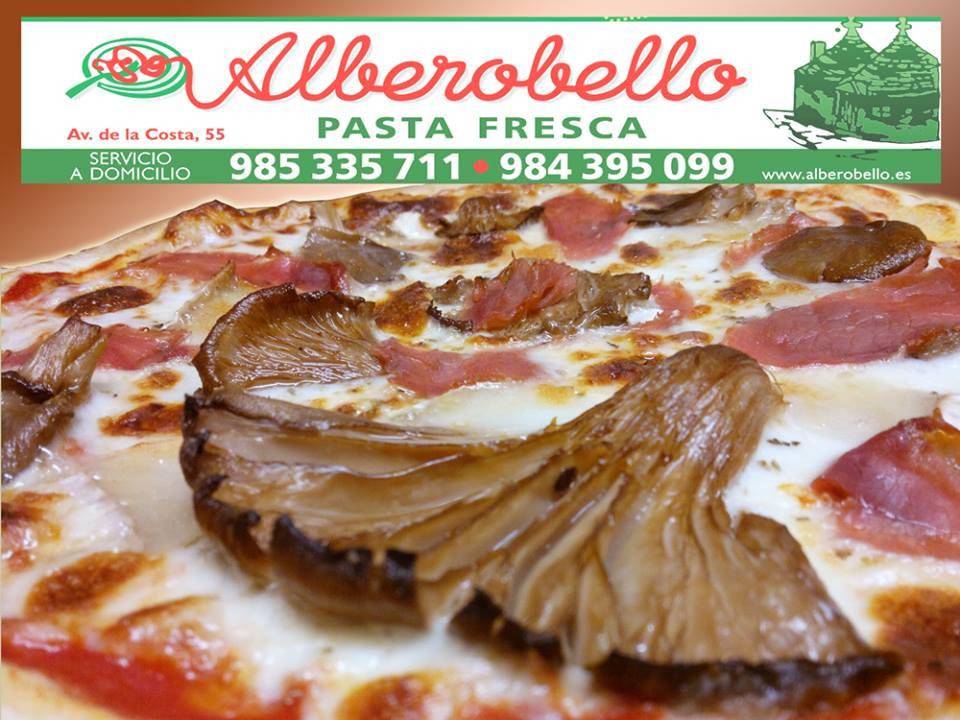 Pizzería Alberobello Gijón