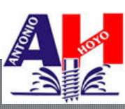 Perforaciones Antonio Hoyo