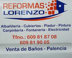 Imagen de REFORMAS LORENZO