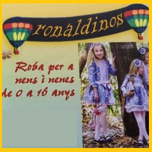 Ronaldinos Ropa Infantil