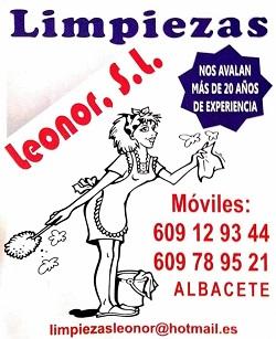 Limpiezas Leonor