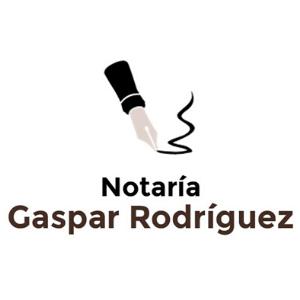 Notaría Gaspar Rodríguez Santos