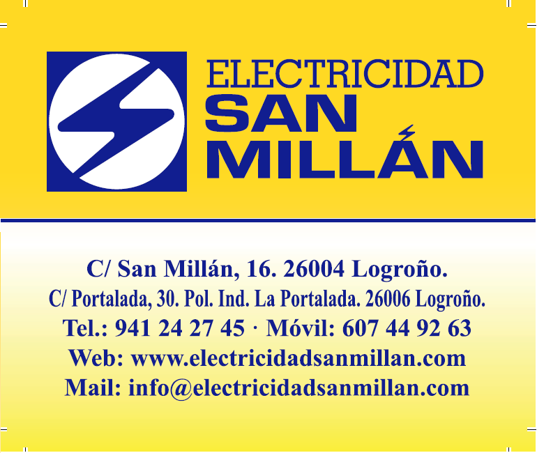 Electricidad San Millán