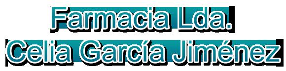 Farmacia Lda. Celia García Jiménez