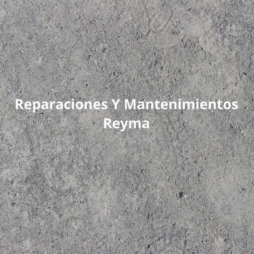 Reparaciones Y Mantenimientos Reyma