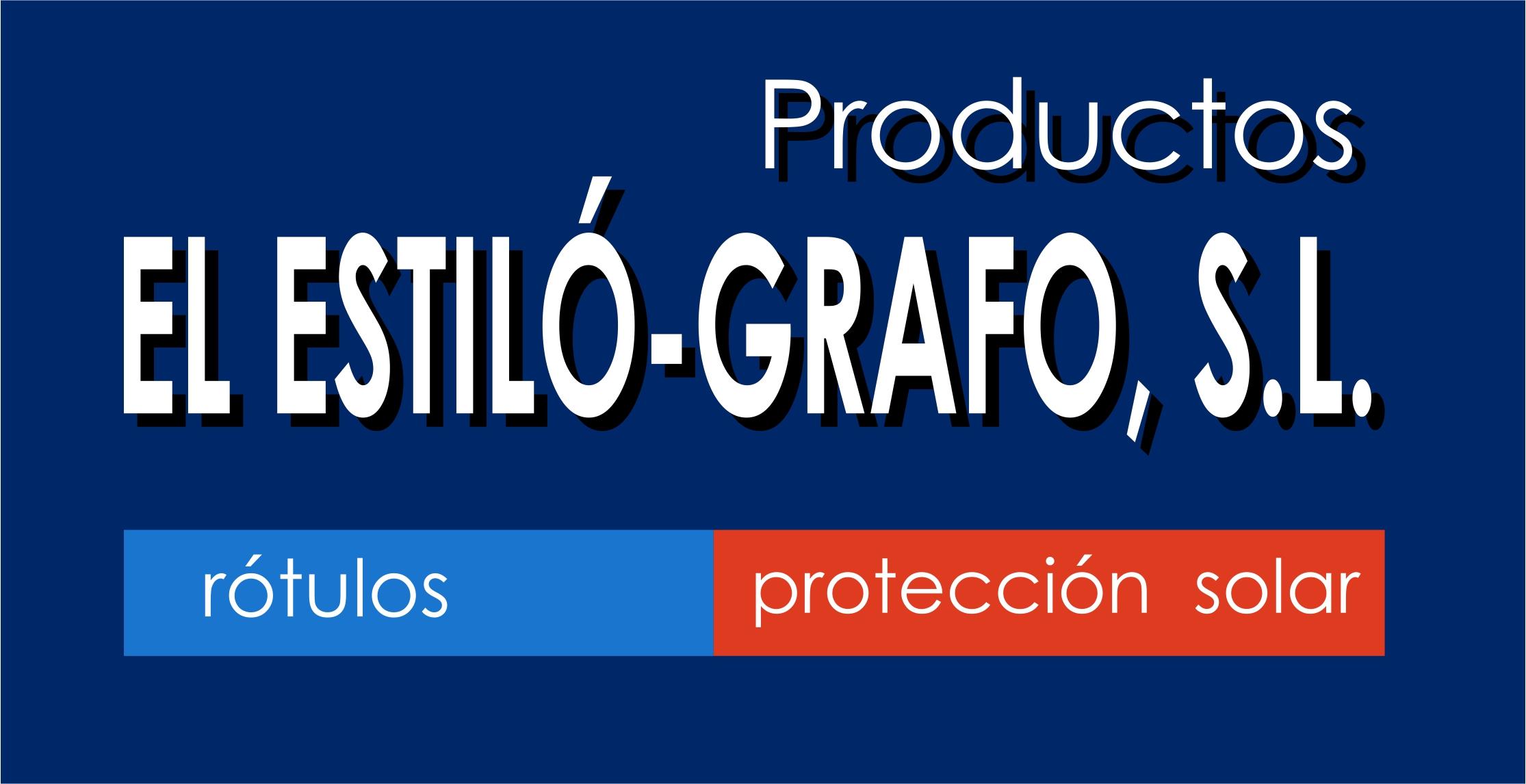 Productos EL ESTILÓ-GRAFO, S.L.