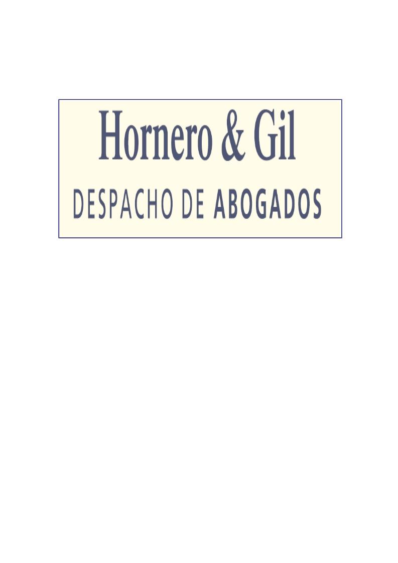 Abogados Hornero & Gil