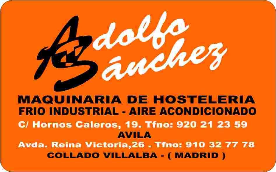 Adolfo Sánchez Maquinaria de Hostelería