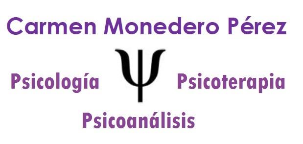 Carmen Monedero Pérez Psicología clínica