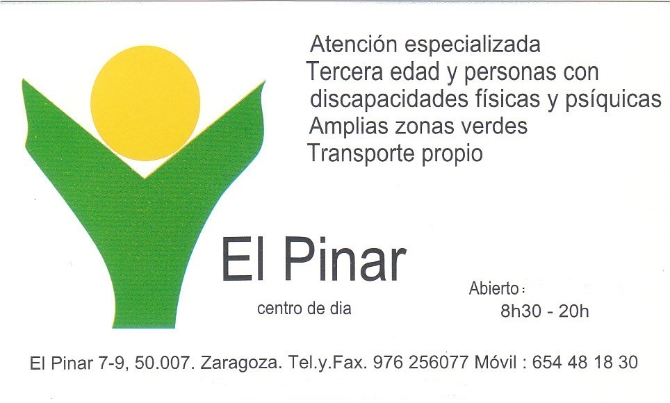 Centro De Día El Pinar