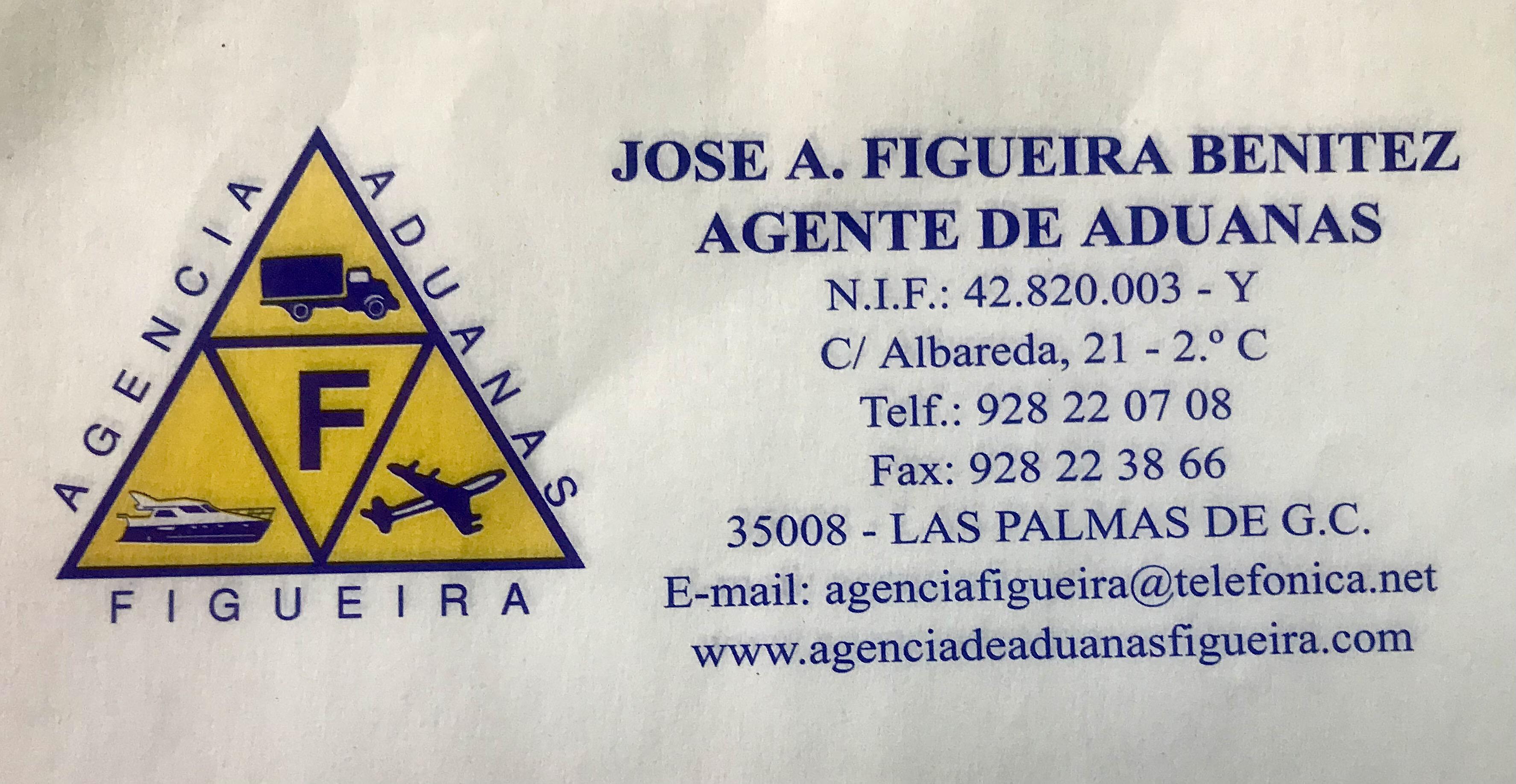 Agencia de Aduanas Figueira