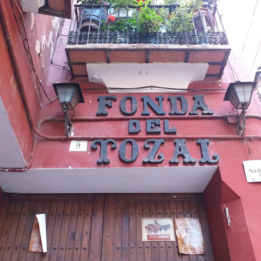 Fonda Del Tozal