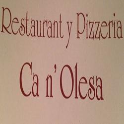 Restaurante Pizzería Ca n´Olesa