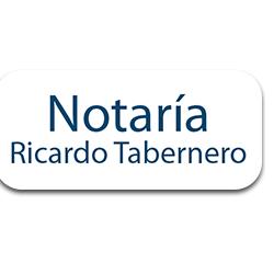 Notaría D. Ricardo Tabernero