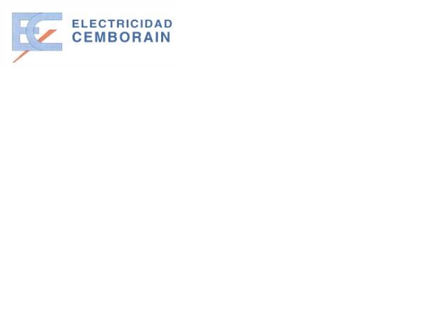 Electricidad Cemborain