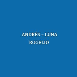 Rogelio Andrés Luna - Oftalmólogo
