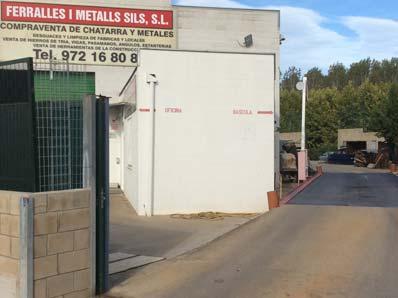 Ferralles I Metalls Sils S.l. 4