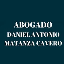 Abogado Daniel Antonio Matanza Cavero