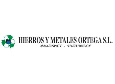 Hierros y Metales Ortega