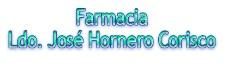 Farmacia Ldo. Jose Hornero Corisco