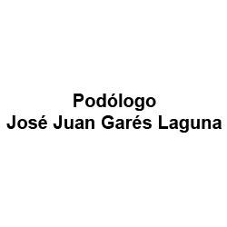 Podólogo José Juan Garés Laguna