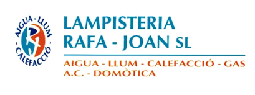 Lampistería Rafa - Joan S.L.U.