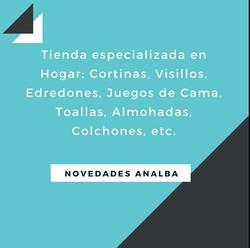 Novedades Analba Gijon
