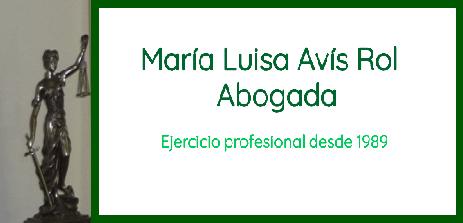 María Luisa Avis Rol