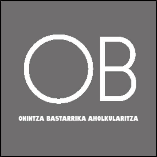 ONINTZA BASTARRIKA AHOLKULARITZA SL.E