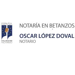 Oscar Lopez Doval - Notario de Betanzos