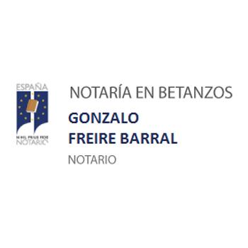 Gonzalo Freire Barral - Notario de Betanzos