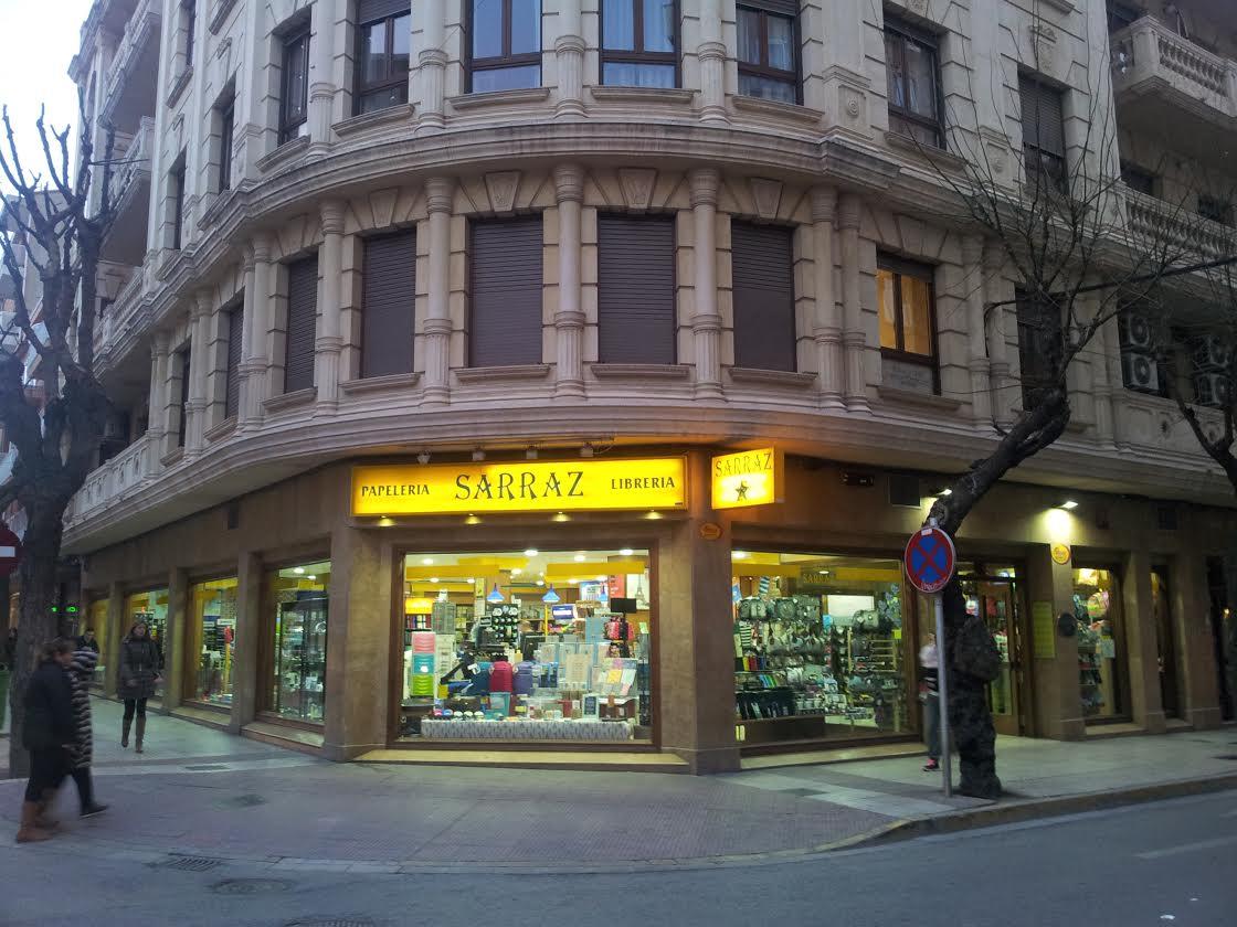 Sarraz albacete teodoro camino 29 b bajo papeleria - Paginas amarillas albacete ...