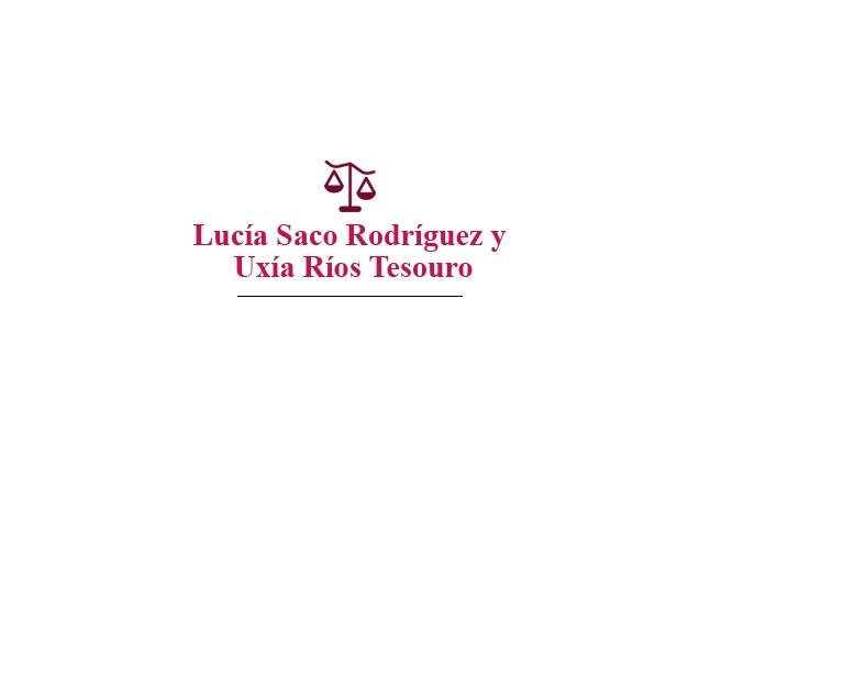 Lucía Saco Rodríguez y Uxía Ríos Tesouro